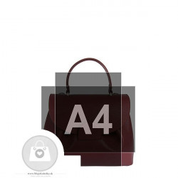 Elegantná kabelka IMPORT koža - MKA-498678 #7