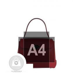 Elegantná kabelka IMPORT koža - MKA-498679 #7