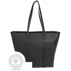 Elegantná kabelka IMPORT koža - MKA-498686 #4