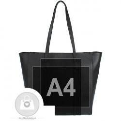 Elegantná kabelka IMPORT koža - MKA-498686 #6