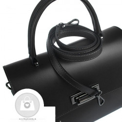 Elegantná kabelka IMPORT koža - MKA-498688 #7