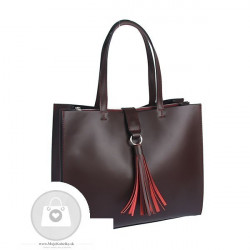Elegantná kabelka IMPORT koža - MKA-498697 #3