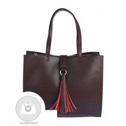 Elegantná kabelka IMPORT koža - MKA-498697 #4