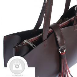 Elegantná kabelka IMPORT koža - MKA-498697 #6