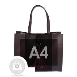 Elegantná kabelka IMPORT koža - MKA-498697 #7