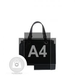 Elegantná kabelka IMPORT koža - MKA-498702 #6