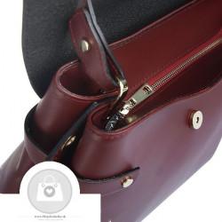 Elegantná kabelka IMPORT koža - MKA-498704 #6