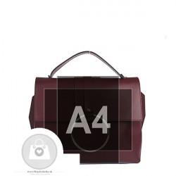 Elegantná kabelka IMPORT koža - MKA-498704 #7