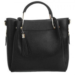 Elegantná kabelka IMPORT koža - MKA-504500