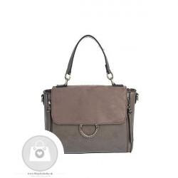 Elegantná kabelka INES DELAURE ekokoža - MKA-497853