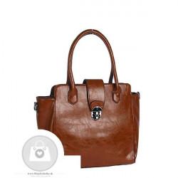 Elegantná kabelka INES DELAURE ekokoža - MKA-498518