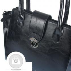 Elegantná kabelka INES DELAURE ekokoža - MKA-498518 #4