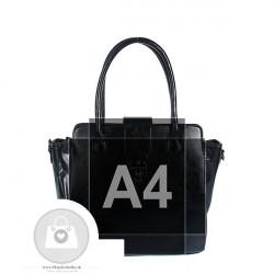 Elegantná kabelka INES DELAURE ekokoža - MKA-498518 #5