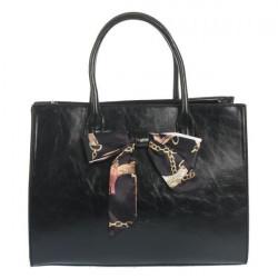 Elegantná kabelka INES DeLAURE ekokoža - MKA-504041