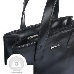 Elegantná kabelka RICCALDI ekokoža - MKA-499370 #7