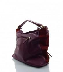 Exkluzívna kožená kabelka MK-482783 #3
