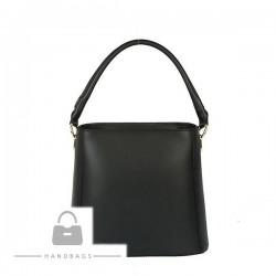 Fashion kabelka čierna koža AW-483966-100
