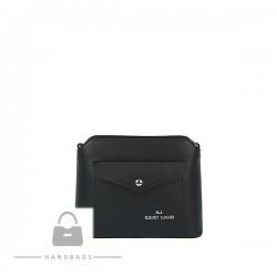 Fashion kabelka Import čierna koža AW-482536-100