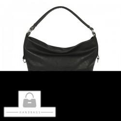 Fashion kabelka Marchello čierna ekokoža AW-485196-100