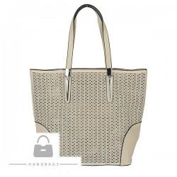 Fashion kabelka Orella béžová ekokoža AW-485242-53