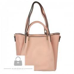 Fashion kabelka Orella ružová ekokoža AW-485237-259