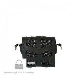 Fashion kabelka Riccaldi čierna ekokoža AW-484108-100