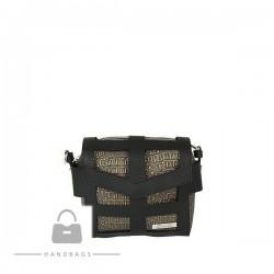Fashion kabelka Riccaldi hnedá ekokoža AW-484105-454