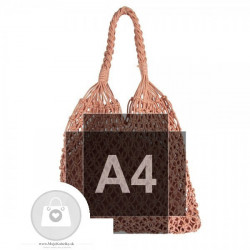Fashion trendová kabelka BESTINI ine materiály - MKA-501185 #4