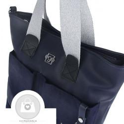 Fashion trendová kabelka EGO ekokoža - MKA-497619 #4