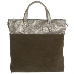 Fashion trendová kabelka EGO ekokoža - MKA-504527
