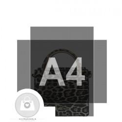 Fashion trendová kabelka FEMESTAGE ekokoža - MKA-503130 #5