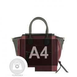 Fashion trendová kabelka INES DeLAURE ekokoža - MKA-489574 #2