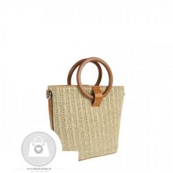 Fashion trendová kabelka INES DeLAURE ine materiály - MKA-501190 #1