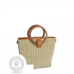 Fashion trendová kabelka INES DeLAURE ine materiály - MKA-501190 #2