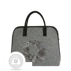 Fashion trendová kabelka SEKA filcove - MKA-489335