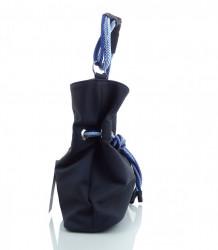 Kabelka CARINE ekokoža - MK-498781-tmavomodrá #4