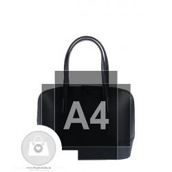 Kožená kabelka cez rameno IMPORT - MKA-499106 #4