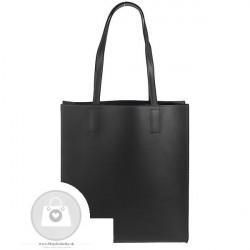Kožená kabelka cez rameno IMPORT - MKA-499111