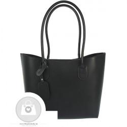 Kožená kabelka cez rameno IMPORT - MKA-499503