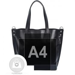 Kožená kabelka cez rameno IMPORT - MKA-499504 #5