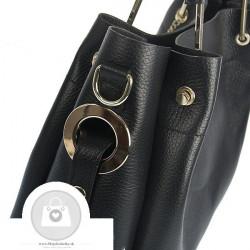 Kožená kabelka cez rameno - MKA-501456 #5