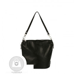 Kožená kabelka cez rameno - MKA-501459