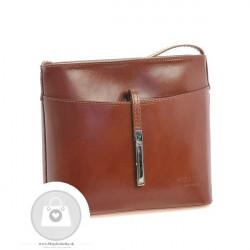 Kožená kabelka crossbody- MKA-501471 #11