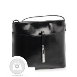 Kožená kabelka crossbody- MKA-501471