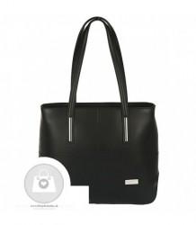 Kožená kabelka Elizabet Canard koža MKA-486440