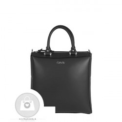 Kožená kabelka ELIZABET CANARD koža - MKA-489618