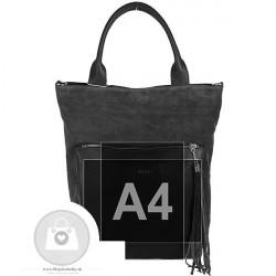 Kožená kabelka ELIZABET CANARD koža - MKA-489620 #5