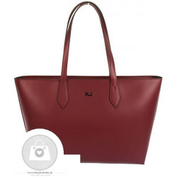Kožená kabelka ELIZABET CANARD koža - MKA-490490