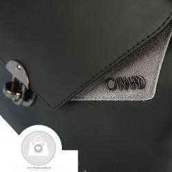 Kožená kabelka ELIZABET CANARD koža - MKA-496818 #7