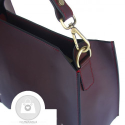 Kožená kabelka IMPORT - MKA-499104 #5